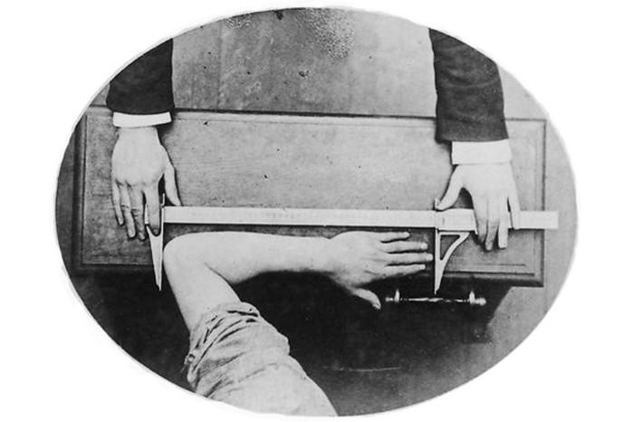 The History Of Fingerprints