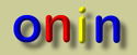 Onin Logo